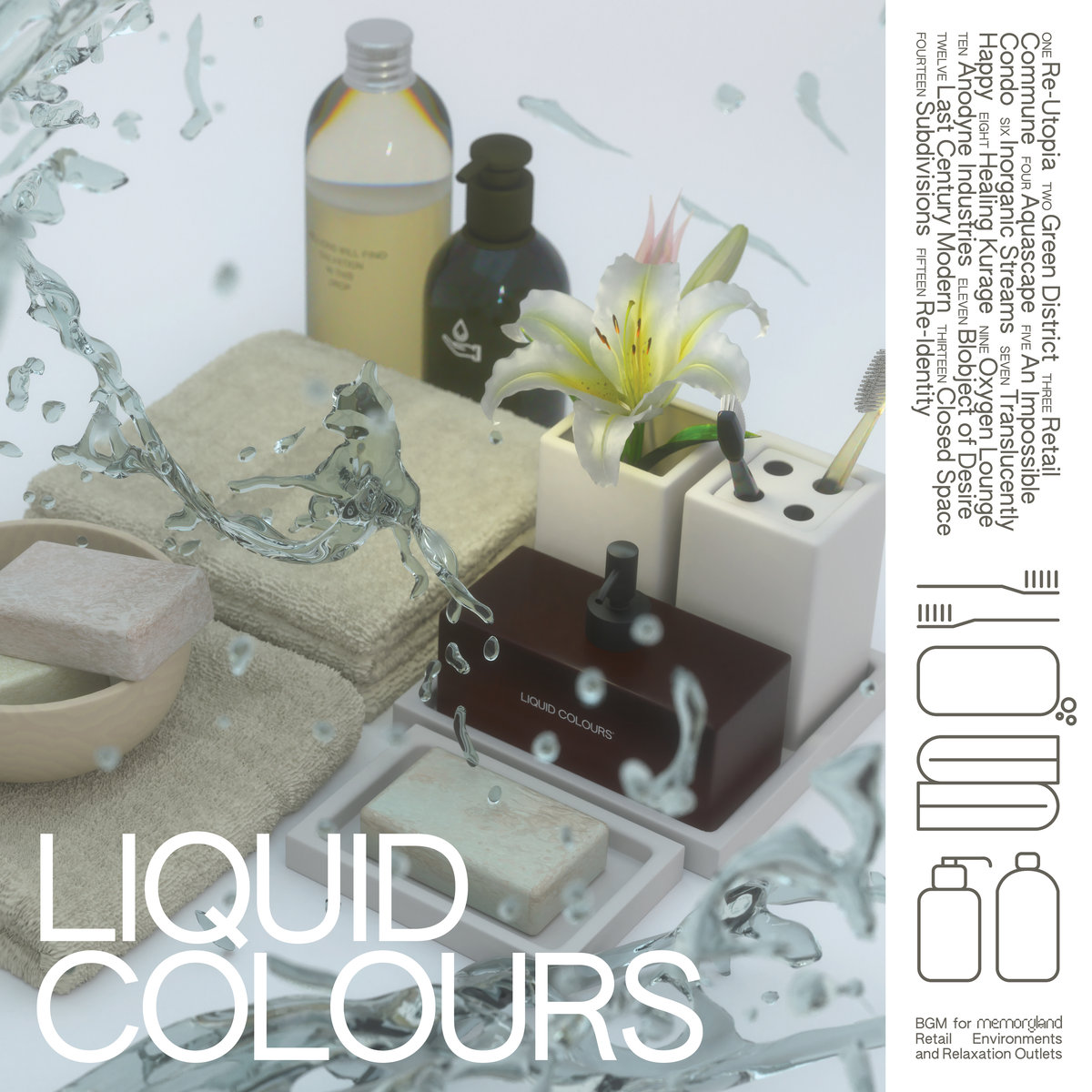 CFCF 'Liquid Colours'